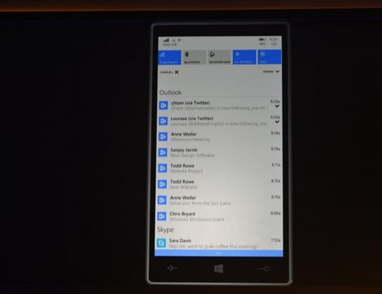windows-10-for-smartphones notificacos