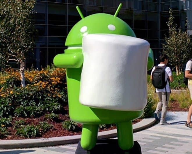 Nova estatueta do Android revela o nome da versão 6.0 do sistema