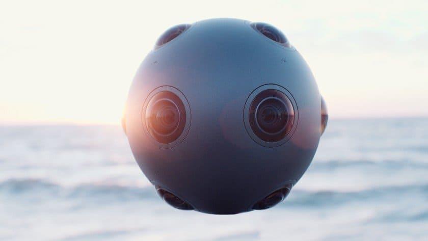 Nokia OZO, a câmera de realidade virtual da Nokia