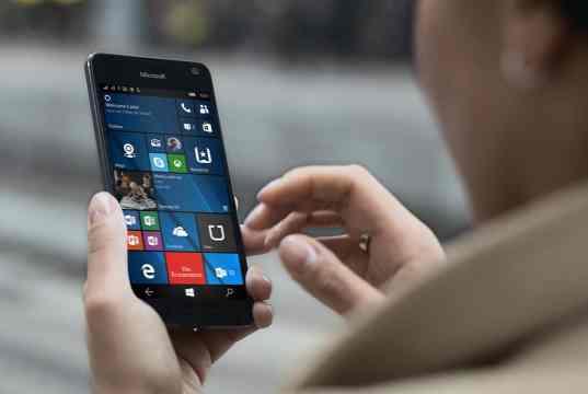 Novo Microsoft lumia 650