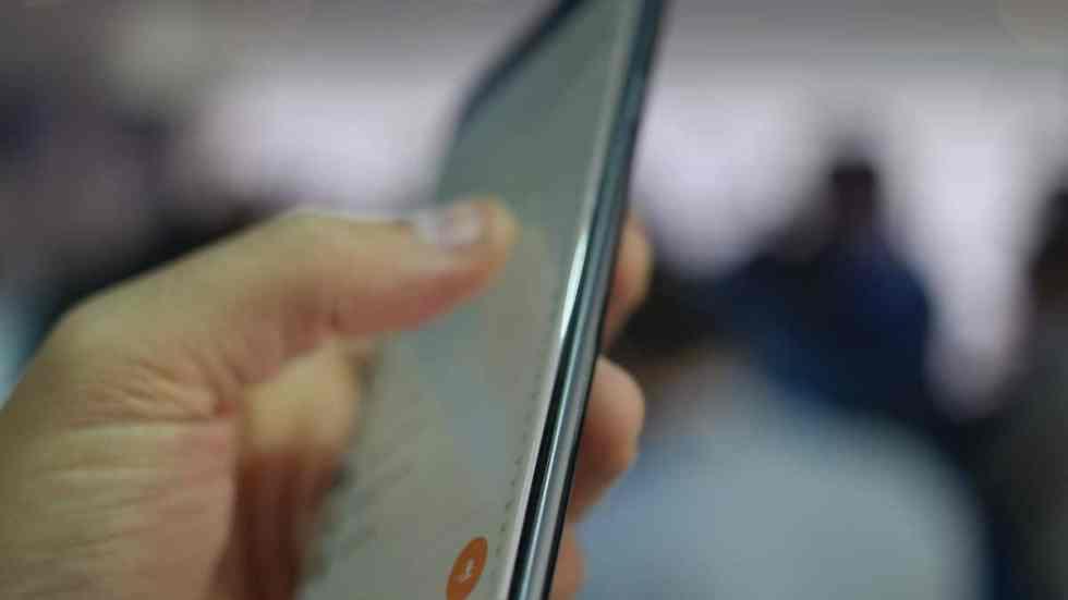 tela Galaxy Note 7