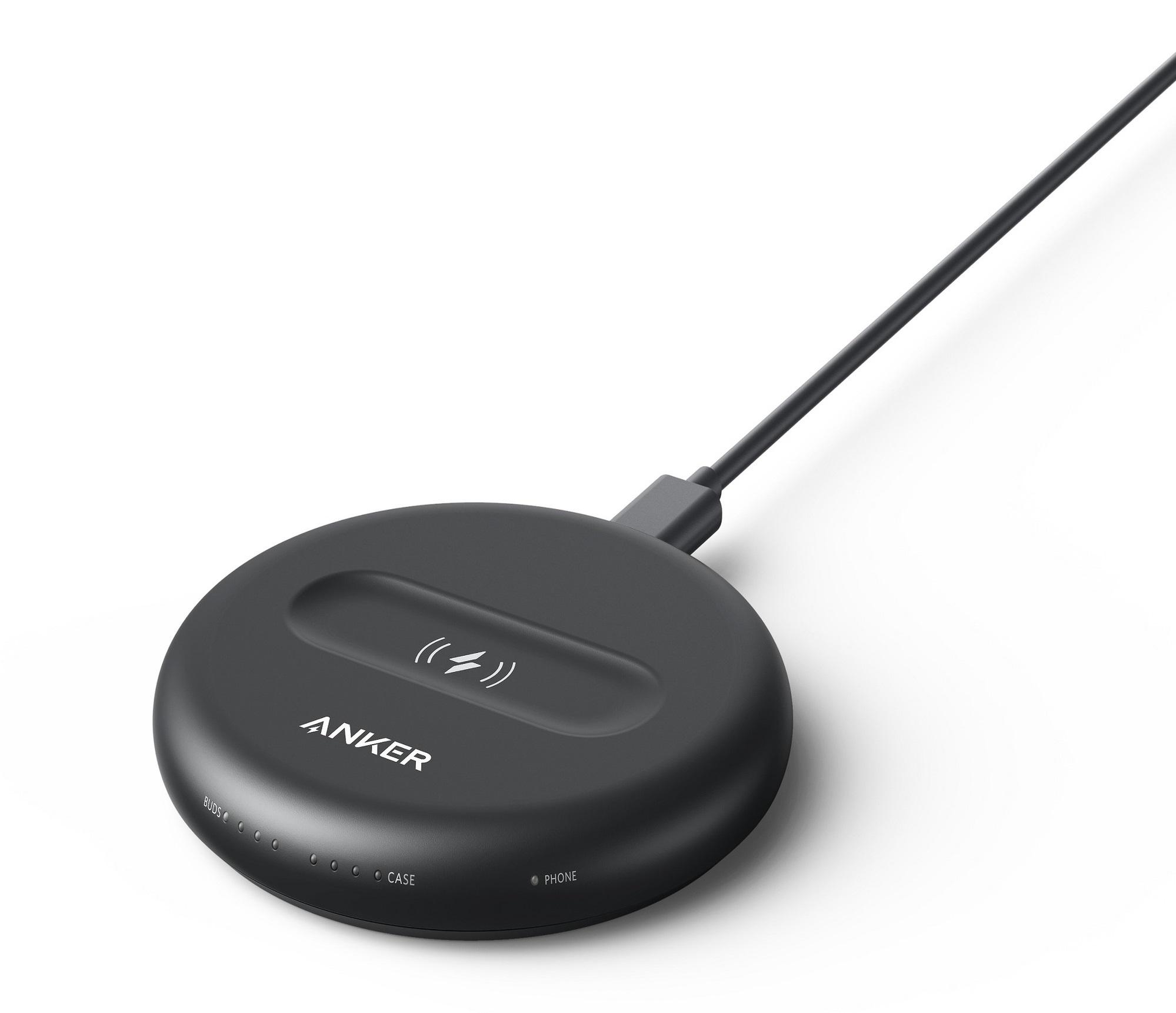 Anker PowerWave Pad para Amazon Echo Buds (2ª geração com carregamento sem fio)