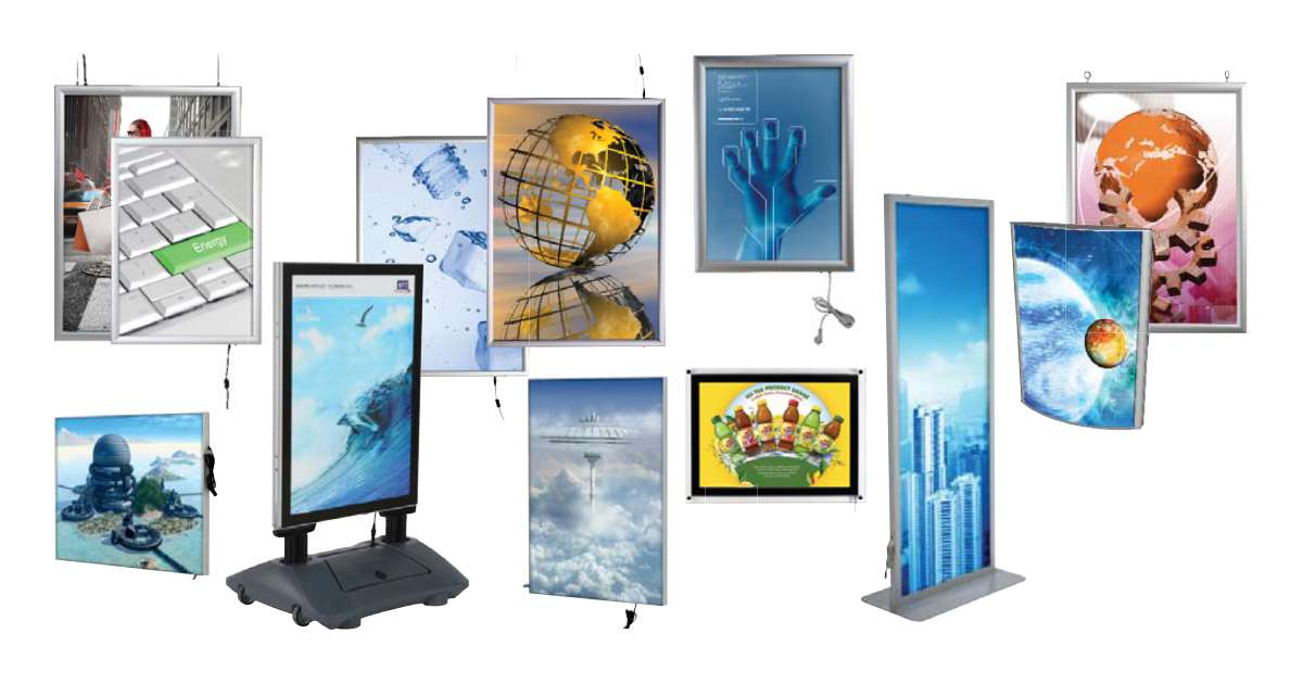 Illuminated Display Products