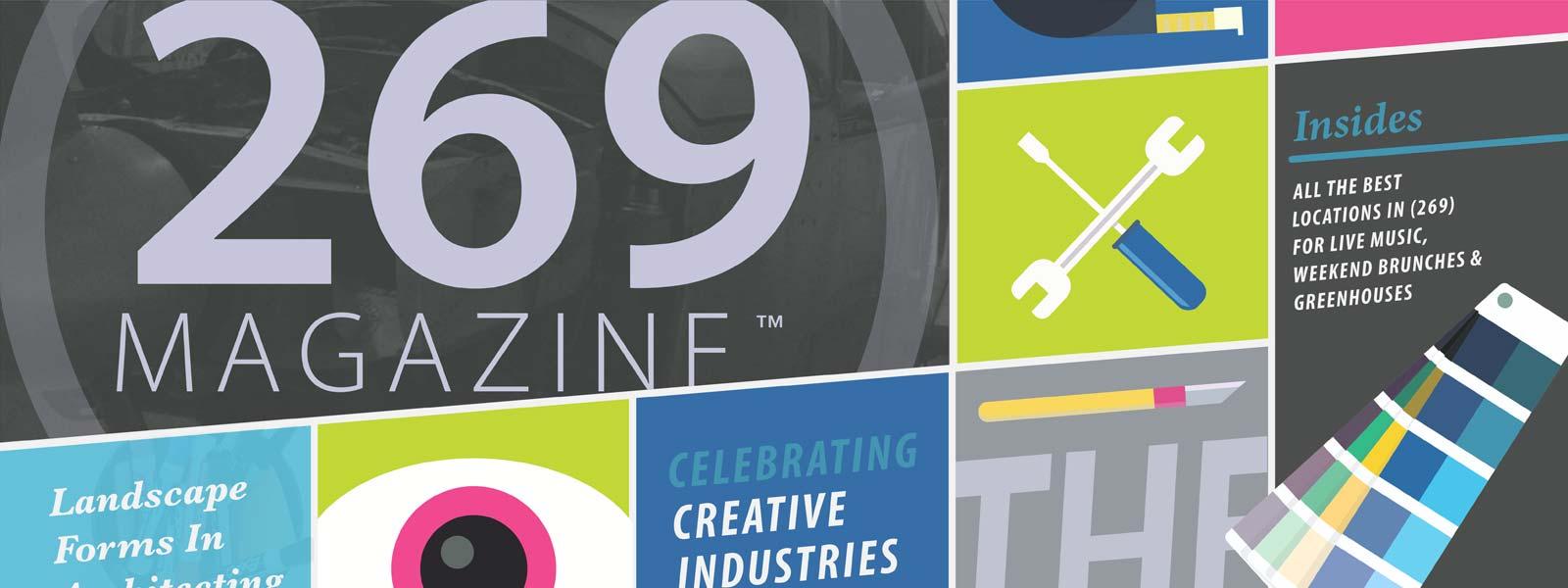 269 Magazine cover