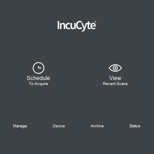 Incucyte screens