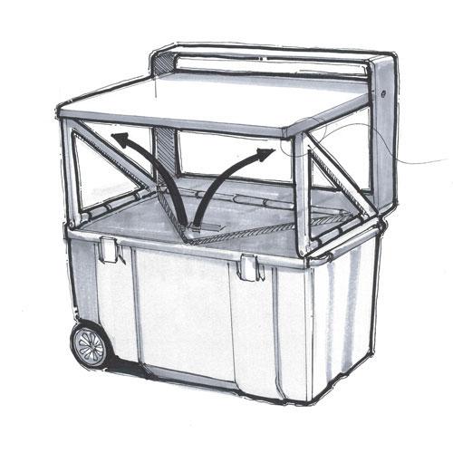 Irwin Job Box Sketch