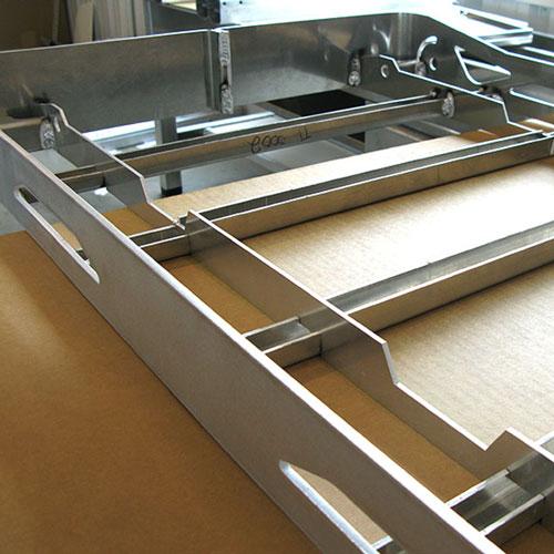 MedicXL Steel Frame