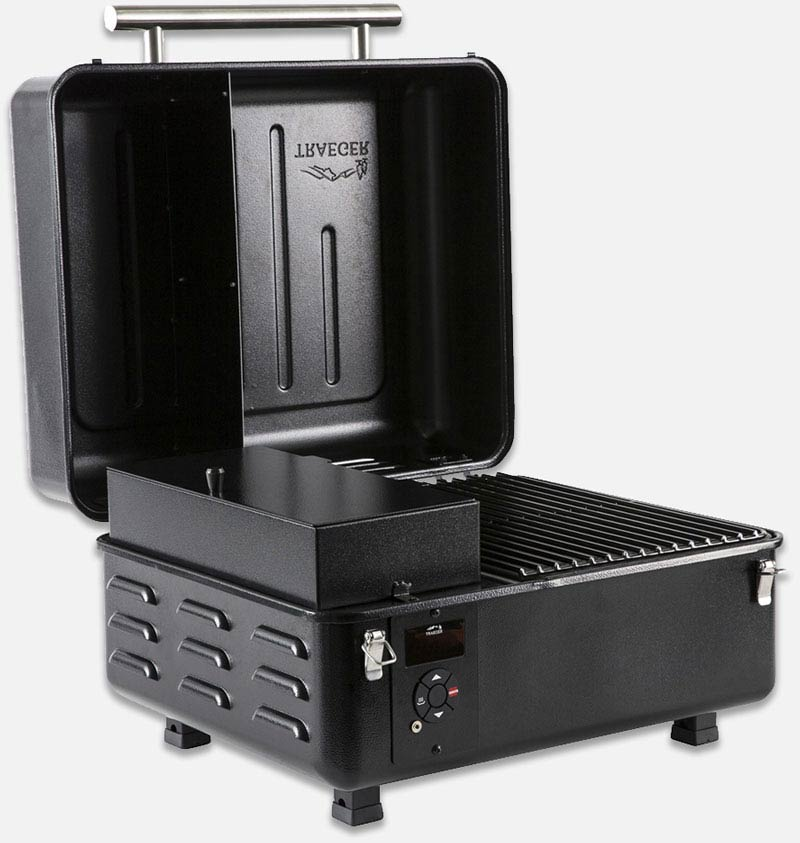 Traeger Range and Scout Grill Hero