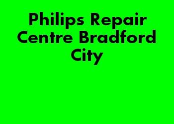 Philips Repair Centre Bradford City
