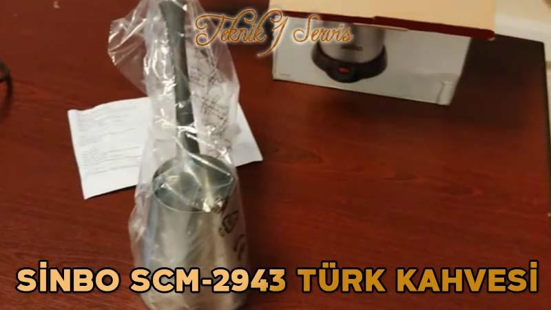 Sinbo SCM-2943 kullananlar