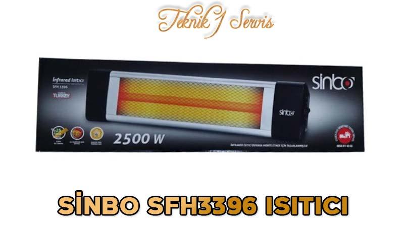 sinbo duvar tipi ısıtıcı
