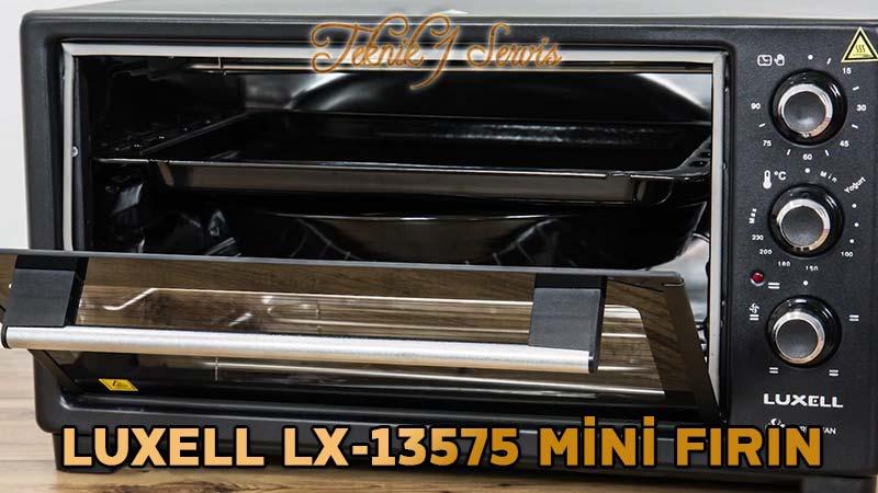 luxell lx-13575 fırın kullananlar