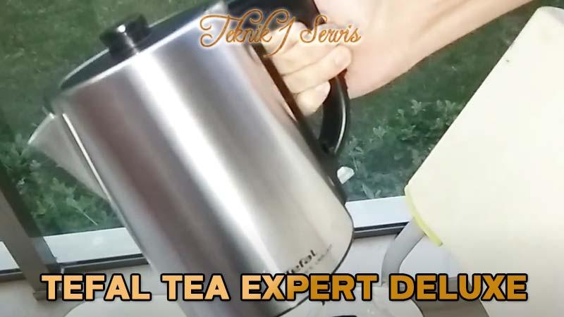 Tefal tea expert deluxe çaycı