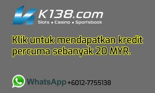 Klik Sahaja Untuk Dapatkan Free Kredit Anda Sekarang Review Tips Online Casino Malaysia