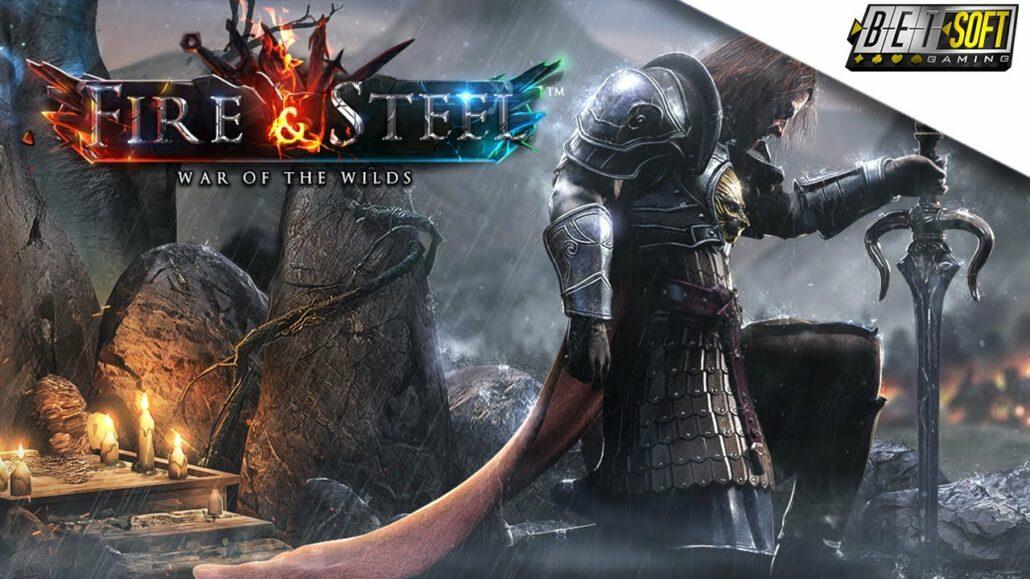 Slot Fire & Steel