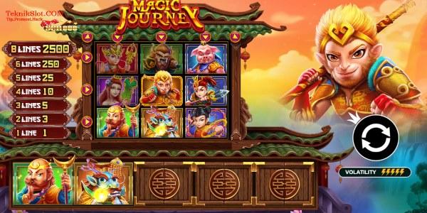 magic monkey slot