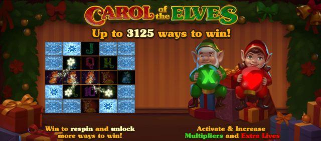 Carol of The Elves