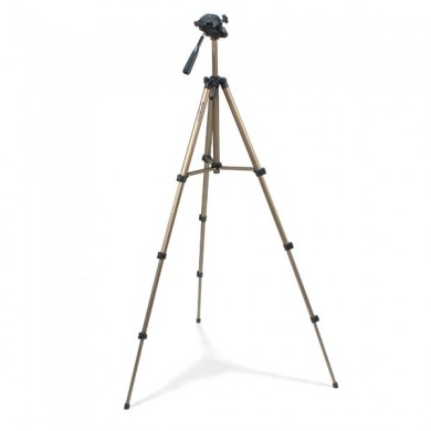 TF-3110A Metal Extendable Tripod Stand Monopod For Canon