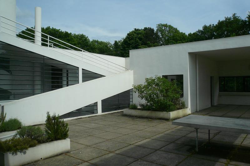 LE CORBUSIER  Villa Savoye Poissy 1929