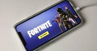 Fortnite dan Nvidia di iPhone