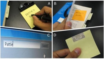 Digital Post-it Notes