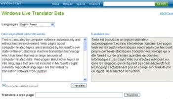 windows live translator