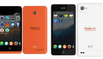 Firefox OS Phones Keon and Peak