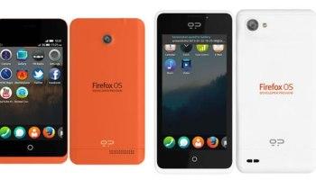 Firefox OS Phones Keon and Peak