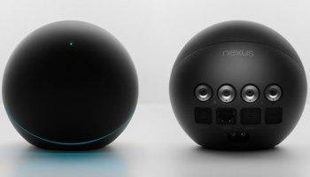 Nexus Q Media Streaming Device