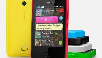Nokia Asha 501 Colors