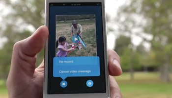 Skype Video Messaging Service