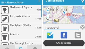 Foursquare for Nokia S40 Phones and Asha Phones Released