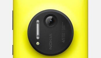 Nokia Lumia 1020 Windows Phone with PureView Camera