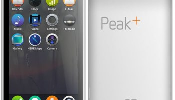 Peak+ Smartphone with Firefox OS