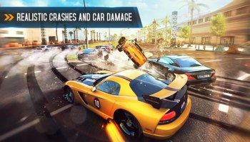 Asphalt 8 released for iOS