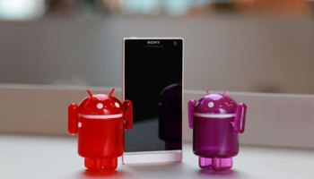 Sony Xperia S, SL and acro S receiving Android 4.1 Update