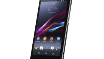 Sony Xperia Z1 Announced