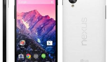 LG Nexus 5 White leaked
