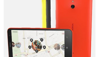 Nokia Lumia 1320 Announced