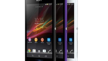 Sony Xperia C listed for Pre-orders