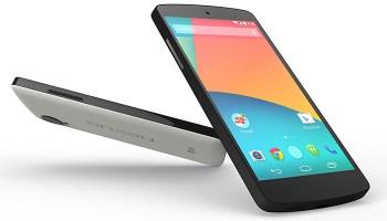 Nexus 5 Smartphone Camera improvements