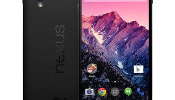 Google Nexus 5 Official