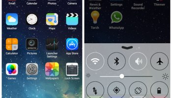 Turn your Android Phone to iPhone with iPhone 5s Launcher