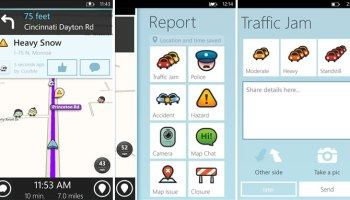 Waze app for Windows Phone released