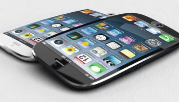 iPhone Curved Display Concept