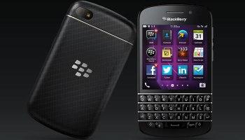 BlackBerry Q10 got a price cut in India