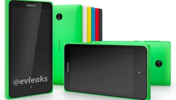 Nokia Normandy Leaked again in multiple colors