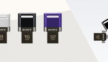 Sony launches USB flash drives for Android smartphones and tablets