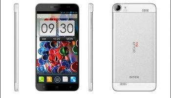 Intex Aqua Octa, octa-core smartphone launched in India