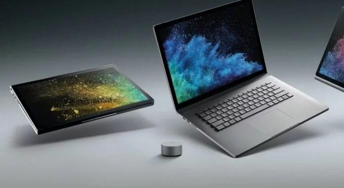 Microsoft Surface Book 3'ün Bazı Donanım Özellikleri Açığa Çıktı